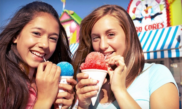 LittleCow - Kaysville: Shaved Ice and Ice Cream at LittleCow (Half Off). Two Options Available.