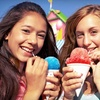 Half Off Shaved Ice and Ice Cream at LittleCow