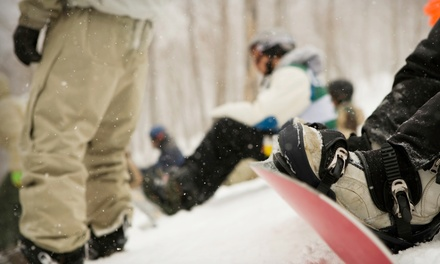 C$30 for Skis or Snowboard Tune-Up at Royal Board Shop (C$60 Value)