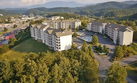 Groupon Deal: Two-Night Minimum Stay at Whispering Pines Pigeon Forge Condos in Pigeon Forge, TN. Dates Available into March.