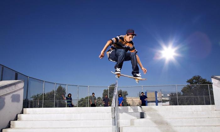 Skate FItness Fun w/ Ms E. - Detroit: A Roller-Skating Lesson from Skate FItness Fun w/ Ms E. (28% Off)