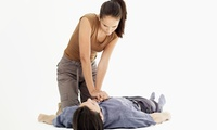 Automated Defibrillation or Lifesaving Course for One or Two at First Aid Training Organisation