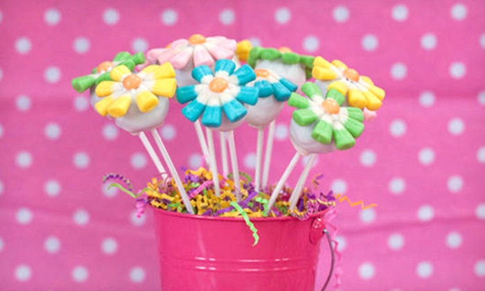 Krystal's Cake Stand - Sylvania: Dozen Cake Pops or $12 for $25 Worth of Baked Confections at Krystal's Cake Stand