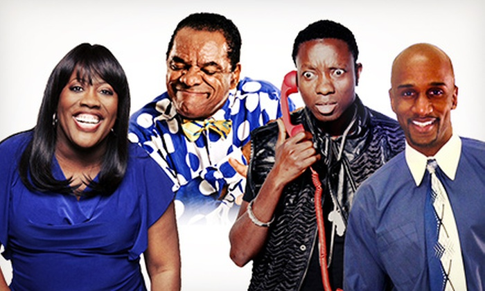 Comedy Explosion: John Witherspoon, Sheryl Underwood, Michael Blackson - Arie Crown Theater: Comedy Explosion: John Witherspoon, Sheryl Underwood, and Michael Blackson on Friday, July 19 (Up to Half Off)