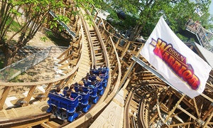Quassy Amusement Park: All-Day Ride and Splash Away Bay Pass for Two or Four at Quassy Amusement Park (Up to 41% Off)