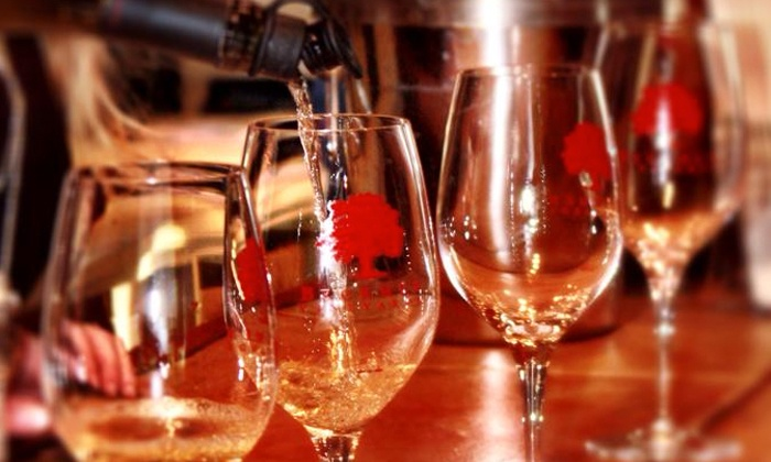 Beckmen Vineyards - Solvang-Santa Ynez: Wine Tasting with Glasses and Bottles of Wine for Two or Four at Beckmen Vineyards (Half Off)