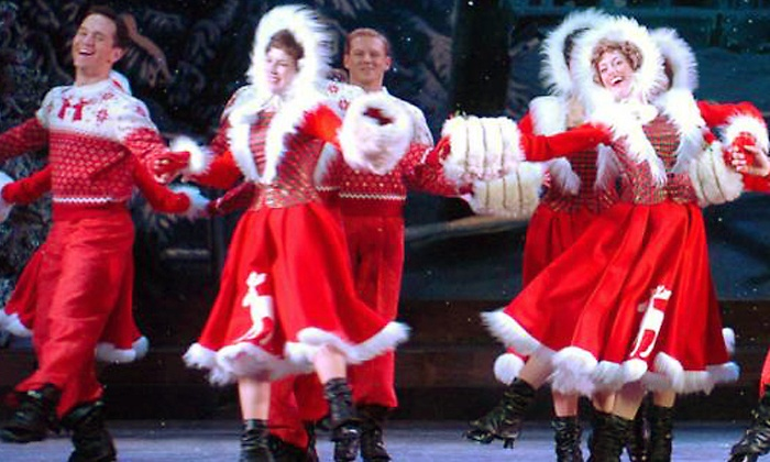 """""""Irving Berlin's White Christmas"""" - Cameo Theatre: Irving Berlin's """"White Christmas"""" at Cameo Theatre on Select Dates, December 14–January 1 (Up to 52% Off)"""