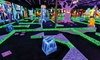 53% Off Four Rounds of Mini Golf at Monster Mini Golf