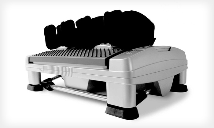 Phenomenal Human Touch Foot Massager Groupon Goods Evergreenethics Interior Chair Design Evergreenethicsorg