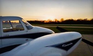 Great Lakes Air Ventures: Flight Lessons at Great Lakes Air Ventures in Charlotte (Up to 62% Off). Three Options Available.