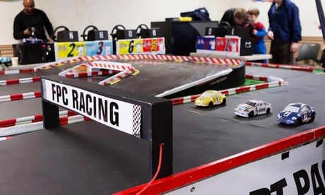 Two- or Three-Hour Kids' RC Car Racing Party at Extreme Party Racing (Up to 55% Off) 302385b7-2243-4f03-9d7c-2a356ae08a86
