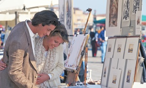 Up to 44% Off Tickets to Art and Craft Festival at 39th Annual Southern Vermont Art and Craft Festival, plus 6.0% Cash Back from Ebates.
