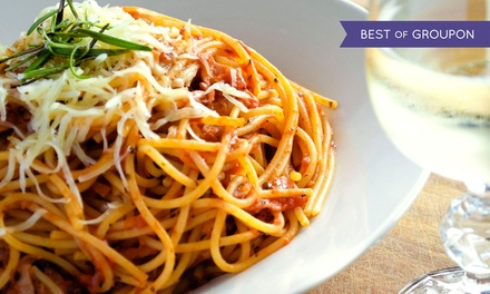 Italian Cuisine for Two at Mio - An Italian Trattoria (Up to 48% Off)