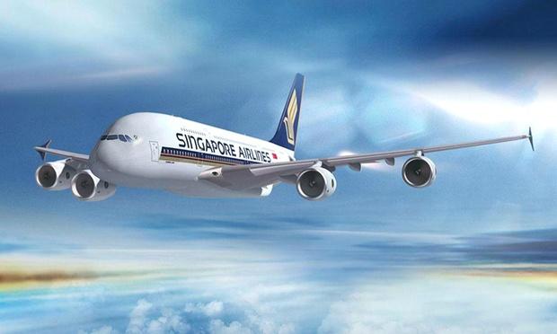 Manila: Return SIA Flights 1