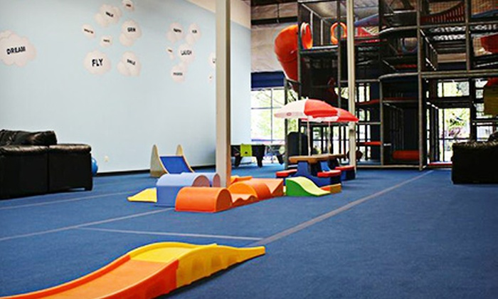 Sky High Sports - Southwest Portland: Kids Adventureland Access for One, Two, Four, or Eight at Sky High Sports (Up to 54% Off)