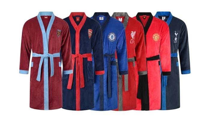 Robe de chambre Clubs Anglais | Groupon