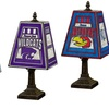 "NCAA 14"" Art Glass Table Lamp"