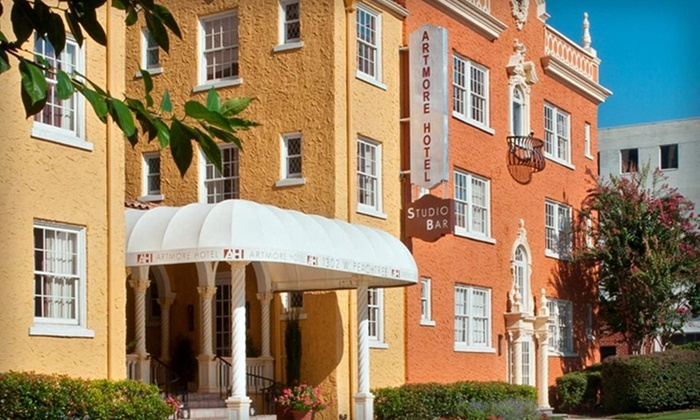 The Artmore Hotel - Atlanta: $242 for a Two-Night Stay at The Artmore Hotel in Midtown Atlanta (Up to $404 Value)