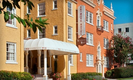 Two-Night Stay for Up to Four in an Executive King or Deluxe Two-Queen Room, Valid Through May 15 - The Artmore Hotel in Atlanta