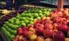 Super King Market - Northridge: $10 for $20 Worth of Groceries at Super King Markets