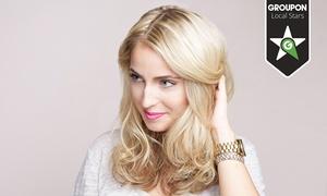 Salon Fryzjerski Aneta: Pakiet: mycie, masaż głowy, strzyżenie i modelowanie za 39,99 zł i więcej w Salonie Fryzjerskim Aneta