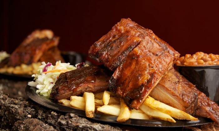 Blake's Place BBQ - Anaheim: $39 for a BBQ Combo Complete Meal from Blake's Place BBQ ($59.99 Value)