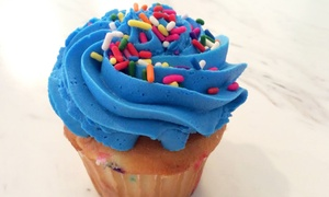Sweetness Bakery Austin: One Dozen or Half Dozen Cupcakes at Sweetness Bakery Austin (Up to 45% Off)
