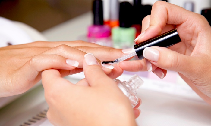 Cole' Nail Spa - University City South: One or Three No-Chip Manicures at Cole' Nail Spa (Up to 59% Off)