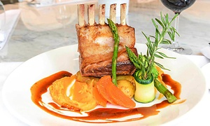 Rouge NYC: Southern French Cuisine Lunch for Two or Dinner for Two or Four at Rouge NYC Wine Bar (Up to 43% Off)