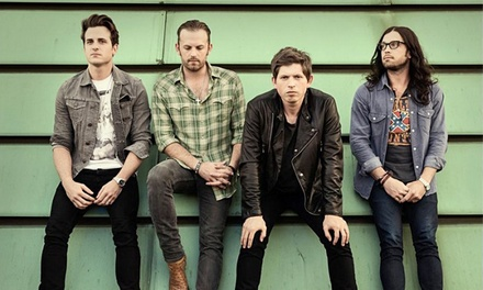 Kings of Leon: 2014