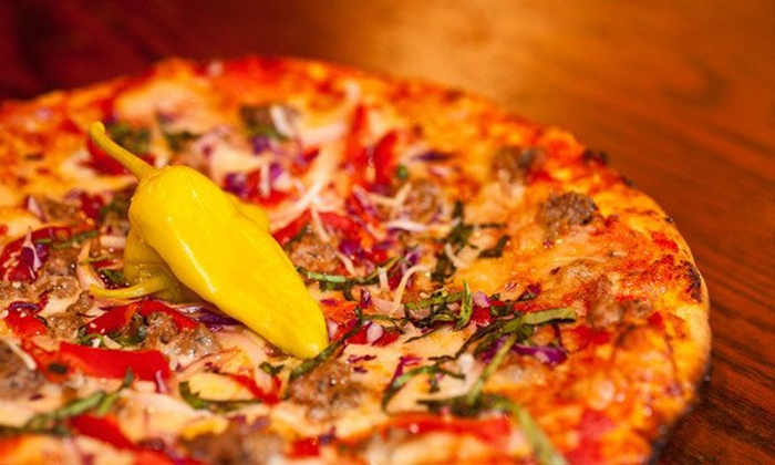 Ambrosia Restaurant & Bar - Downtown: $46 for $60 Worth of Italian Cuisine at Ambrosia Restaurant & Bar
