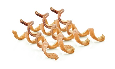 Curly Bully Sticks (5-Pack)