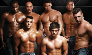 Pleasure Ladies Nights IE: Male Revue VIP Ticket: Pleasure Boys at Buzz, 12 December (Up to 55% Off)