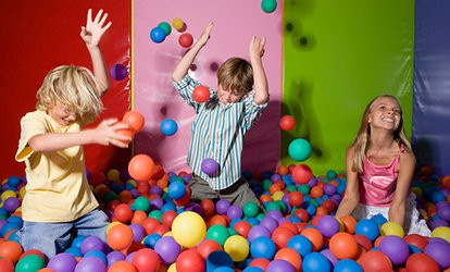 Soft Play Entry for One or Two Children at Kidspace Dublin (Up to 29% Off)