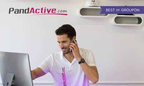 EMS-Personal-Training und Leihbekleidung, Beratung und Körperanalyse bei PandActive Stuttgart