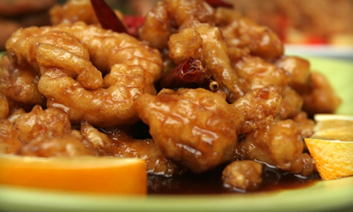 New Peking Chinese Restaurant - Old Westport: Chinese Cuisine at New Peking Chinese Restaurant (Half Off). Two Options Available.
