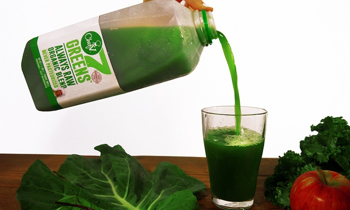 Chef V: Organic Juice Delivery from Chef V (29% Off). Two Options Available.