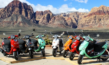 $132 for a Two-Person Scooter Tour at Red Rock Scooter Tours ($200 Value)
