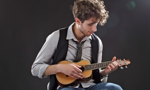 Skill Success: Ukulele Online Course with Skill Success (88% Off)