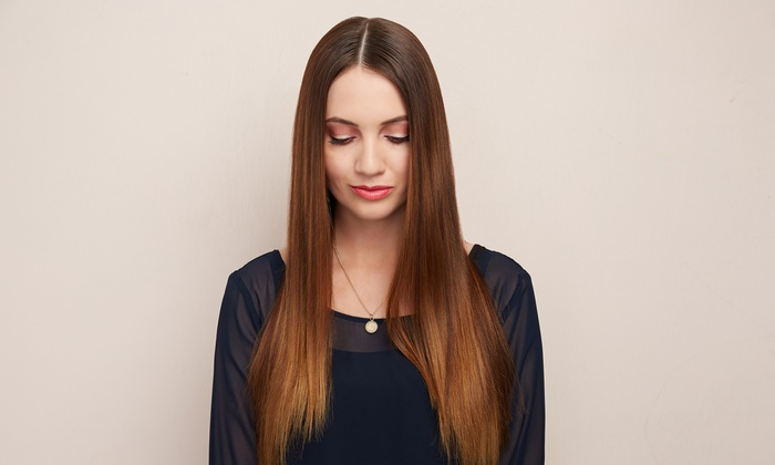 Robert Jeffrey Hair Studio Lakeview - Lakeview: Balayage, Ombre, or Foil Color and Haircut at Robert Jeffrey Hair Studio Lakeview (Up to 52% Off)