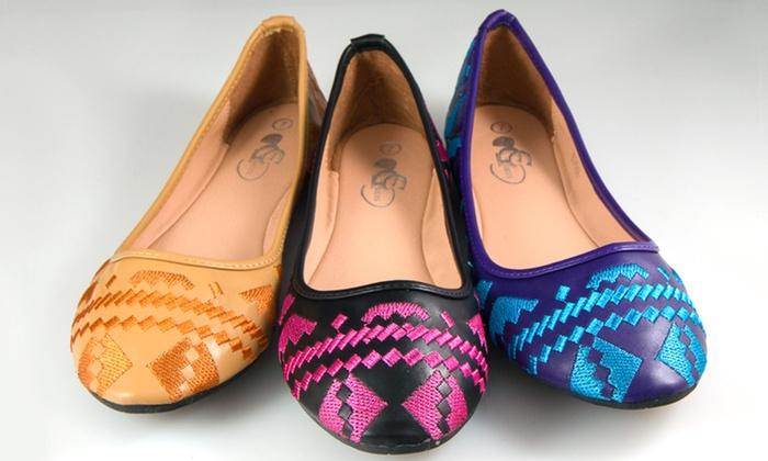 GC Shoes Emma or Marlin Ballet Flats: GC ShoesEmma or Marlin Ballet Flats. Multiple Colors Available. FreeReturns.