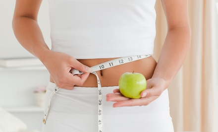 One-, Two-, Three-, or Four-Week Weight-Loss Program with Medifast Meals and B12 Shots at Miami MD Spa (70% Off)