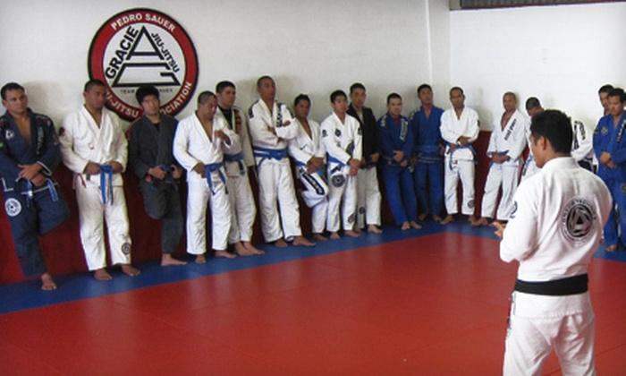 Technics Academy - Kalihi - Palama: 10 or 20 Kickboxing, Brazilian Jiu-jitsu, or Fitness Classes at Technics Academy (Up to 90% Off)