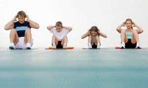 CrossFit C-Town: CC$53 for 12 Weeks of Kids' CrossFit Classes at CrossFit C-Town (CC$165 Value)
