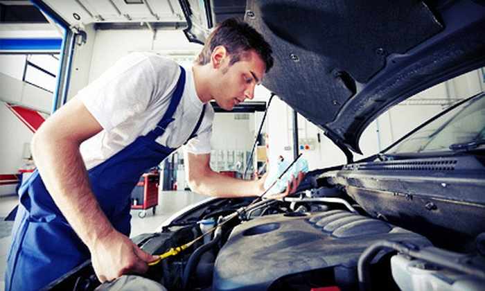 J&S Auto Repair - Warwick: Three Regular or Synthetic Oil Changes with Tire Rotations at J&S Auto Repair in Warwick (Up to 78% Off)