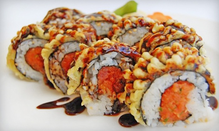 California Roll Factory - Beverly Hills: $10 for $20 Worth of Sushi and Japanese Food at California Roll Factory