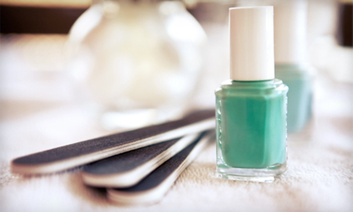 Uptowne Girl - Montclair: $20 Toward Manicures and Pedicures