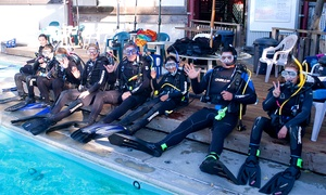 Adventure Sports Unlimited: $188 for an Open-Water PADI Certification Course with Scuba-Equipment Rental ($510 Value)