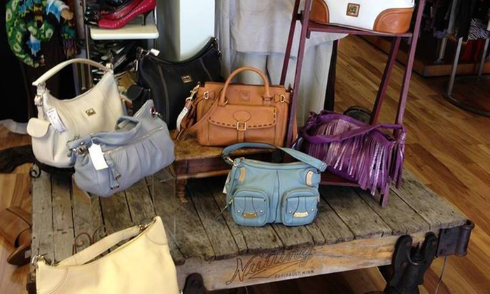 Designer Resale - St. Peters: Women's Clothing and Accessories at Designer Resale Boutique (47% Off)