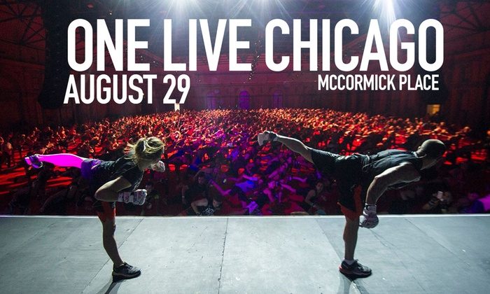 Les Mills - McCormick Place: Up to 55% Off fitness classes at Les Mills One Live